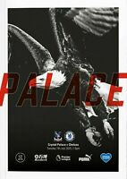 CRYSTAL PALACE V CHELSEA  2019/20