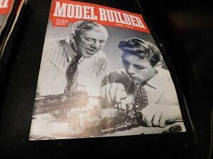 The Model Builder Magazine Vintage Issue June 1939