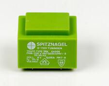 Transformer Encapsulated 230V/8V SPITZNAGEL Germany SPK 04008 Epoxy Resin Sealed