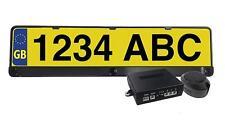 Toyota Avensis coche matrícula posterior inversión aparcamiento ayuda Sensor Bar