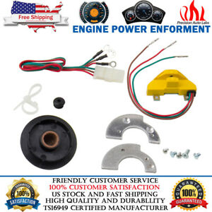 2020 Ignition Conversion Kit - Points Eliminator Module Kit Fit For Mercury Ford
