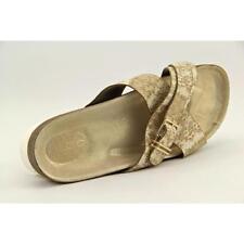 Sandalias con tiras de mujer Aldo color principal beige