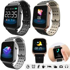 Men Women Bluetooth Smart Watch Remote Camera for iPhone Android Samsung Moto LG