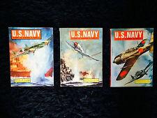 lotto 3 fumetti u.s. navy N° 7 - 11 - 14 collana ringo - ed. bianconi