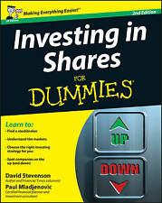 Investing in Shares For Dummies, David Stevenson