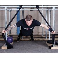 Ninja Sling Grip Training Straps | Pull ups | Chin Ups | Suspension trainer
