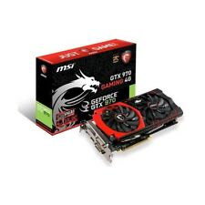 Ultimo Pezzo MSI GeForce GTX 970 Gaming 4g 4gb Grafikkarte