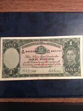 Australia One Pound Note