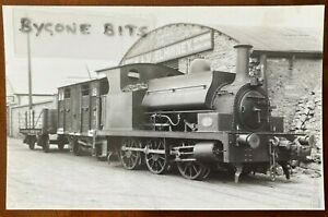 Londonderry & Lough Swilly No 19 Derry Photograph Trains Ireland