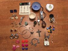 Junk Drawer Lot - Odds & Ends Vintage