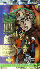 JONNY QUEST TRADING CARDS  BOOSTER PACK