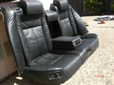 BMW E38 REAR POWER REAR SEATS SEAT 750iL 750 740iL 740i