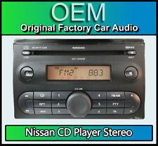 Nissan Micra 6 CD player radio stereo, Blaupunkt CD changer MMR IDC-G 7645387318