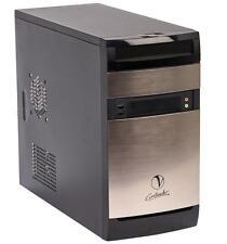 VIGLEN CONTENDER DESKTOP BASE UNIT PC INTEL N3050 4GB RAM 500GB HDD DVDRW WIN 10