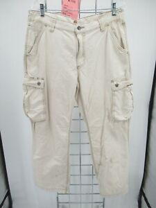K5046 VTG Carhartt Men's Dungaree Fit Work Pants Size 36/30