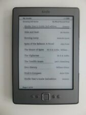 Amazon Kindle 4th Generation bundle Wi-Fi, new case, charger & 520 books.
