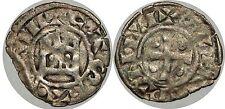 BERRY SAINT-AIGNAN HERVÉ III DE DONZY Denier anonyme +1160-1190