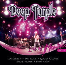 Deep Purple - Live at Montreux 2011 [New CD]