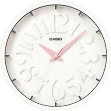 CASIO IQ-64-4D RELOJ PARED ANALOGICO 30.5 CM DIAMETRO