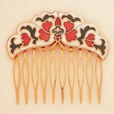 Mode-Haarschmuck im Haarkamm-Stil mit Schmetterling