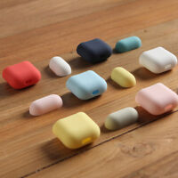 Protective Silicone Case Shockproof Box Cover Case For AppleAirPods Earphone