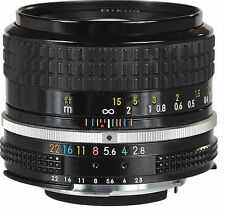 Lens For Nikon 35 mm F/2.8 PC New with Box & Instructions