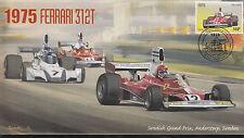 1975 FERRARI 312T, ANDERSTORP, SWEDEN F1 cover