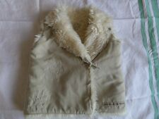Rocha Little Rocha Faux Fur Vest Size 12-18 Months