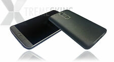 Brushed Metal Skin Sticker For LG G2 D802 Decal Wrap Cover Protector Case