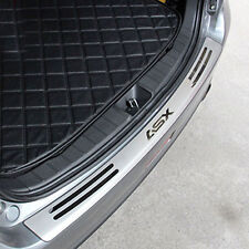 Stainless steel Rear Bumper Sill/Protector cover trim For Mitsubishi ASX 13-15