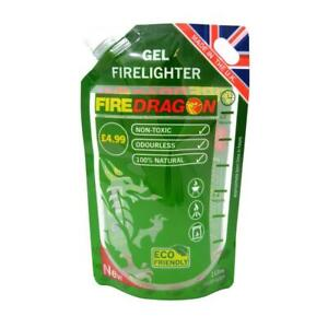 New Fire Dragon Gel Fuel (1 Litre)