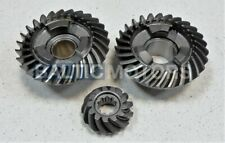 Gear set Yamaha F9.9 / F15 / F20 / 9.9 / 15 HP, 63V-45551-00-00; 6E7-45560-01-00
