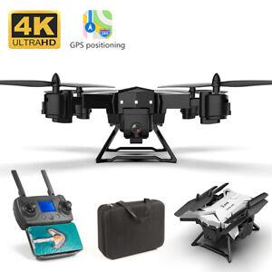 JMT Professional Foldable GPS Drone KY601G 4K HD Camera 5G WIFI FPV Drone