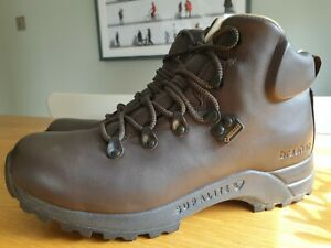 WOMEN'S BRASHER 'SUPALITE II' GORE-TEX HIKING/WALKING BOOTS - SIZE 5.5