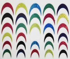 Nagelsticker French-Metallic NagelaufkleberNailart Tattoo Nail Sticker Bunt 496