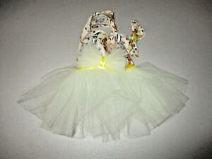 XS female Dog dress [Dogs tutu] cotton handmade