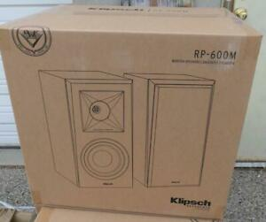 Klipsch Reference RP-600M Pair (Walnut)