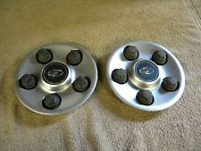 1998 - 2004 Oldsmobile Intrigue / Silhouette Wheel Center Caps - -1 pr - Silver