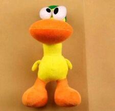 PELUCHE PATO POCOYO GRANDE 22 CM papera duck Elly Loula pupazzo figure plush new