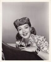 LANA TURNER Beautiful Original Vintage 1950s MGM Studio GLAMOUR Portrait Photo