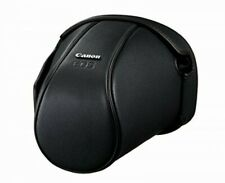 Camera Leather Case EH20-L for Canon EOS 7D 5D MarkII Black 4228B001AA