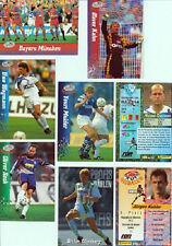 PANINI-CARDS Fußball 95 ~ 3 aus 248 Verschiedenen wählen