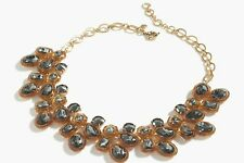 JCREW JEWEL BOX CLUSTER NECKLACE---NEW WITH TAG--SRP $128