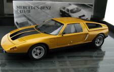 MINICHAMPS - Mercedes-Benz C111 /II - Genf 1970 - 1:43 in OVP /Box B66040348