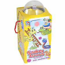 Snakes & Ladders Family Game - Birthday, Christmas Gift