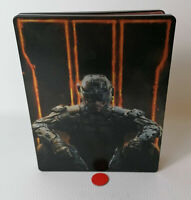 Call of Duty: Black Ops III Steelbook | Xbox One | gebraucht NUR STEELBOOK