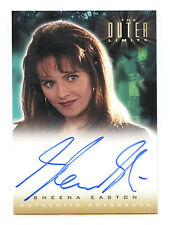 The Outer Limits A22 Sheena Easton Autographed Limited Edition Card Rittenhouse