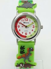 Boys kids lads watch dinosaur by Ravel R1513. 59