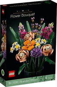 LEGO 10280 Creator Expert Flower Bouquet - BRAND NEW SEALED