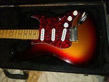 2013 Fender USA American Deluxe Stratocaster strat  Plus  w/ Hardshell Case read
